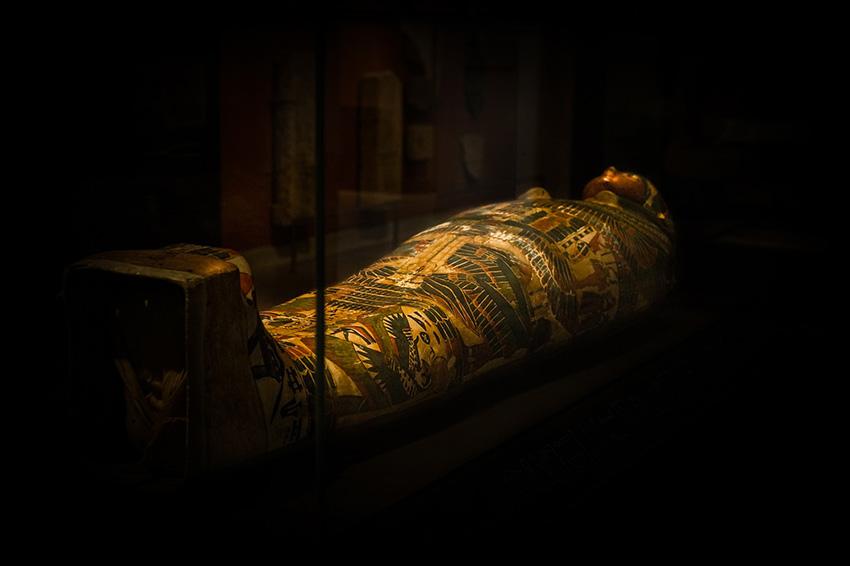 mummificazione antico Egitto passaporto per aldilà