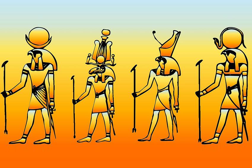 Il tribunale dell'oltretomba egizio i 42 Giudici di Maat