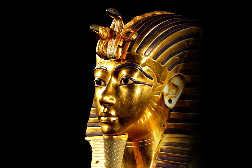 Tutankhamon una breve vita e un breve regno destinati all'immortalità
