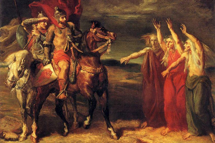 La tragedia di Macbeth sfrenata ambizione amore e morte