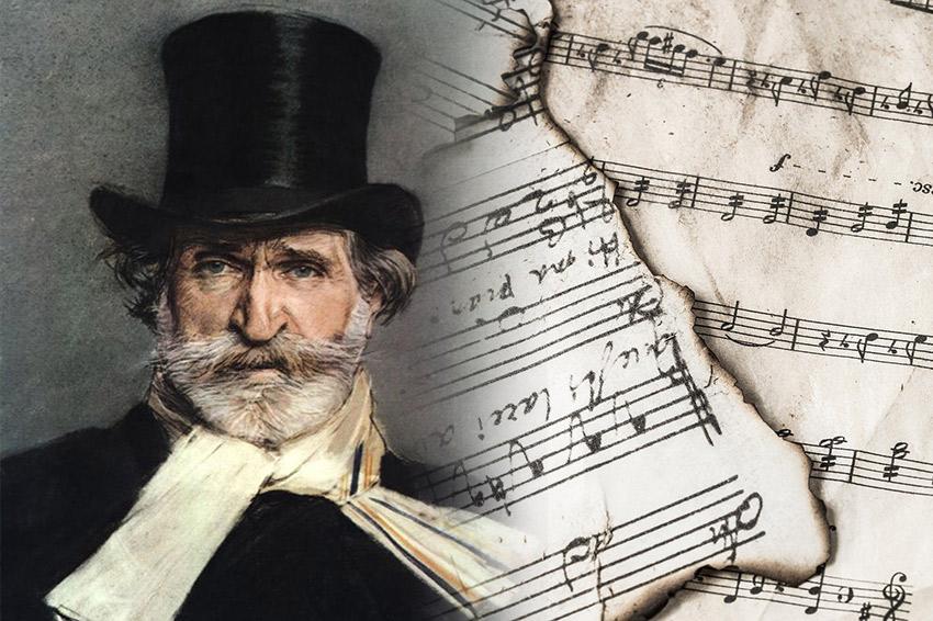Le figure musicali della morte nelle opere di Giuseppe Verdi