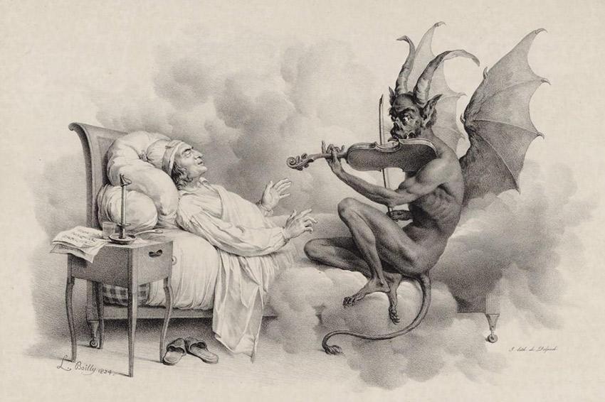 Tartini e il curioso aneddoto della sonata il trillo del diavolo