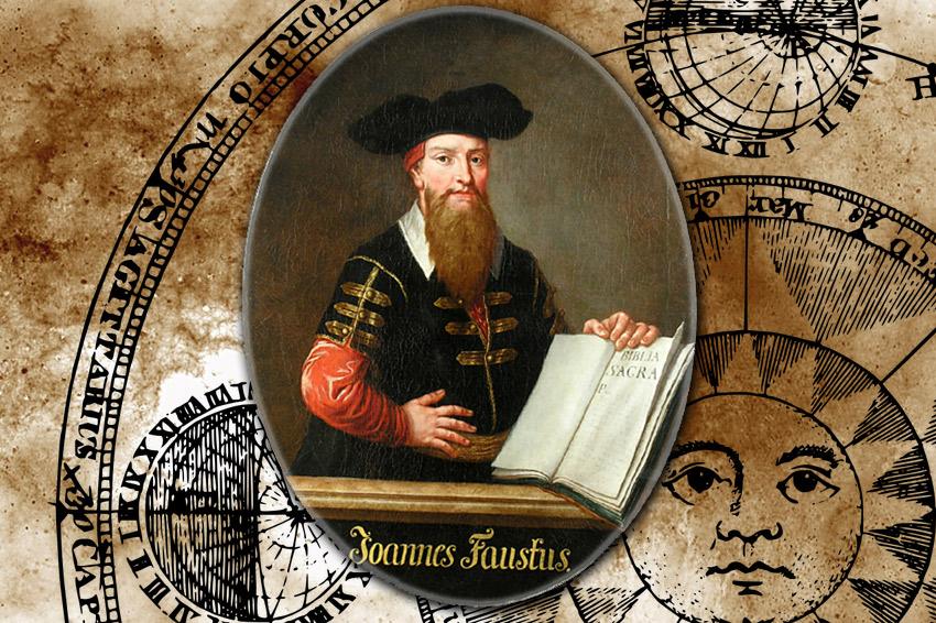 Johann Georg Faust figura ambigua e misteriosa diventata leggenda