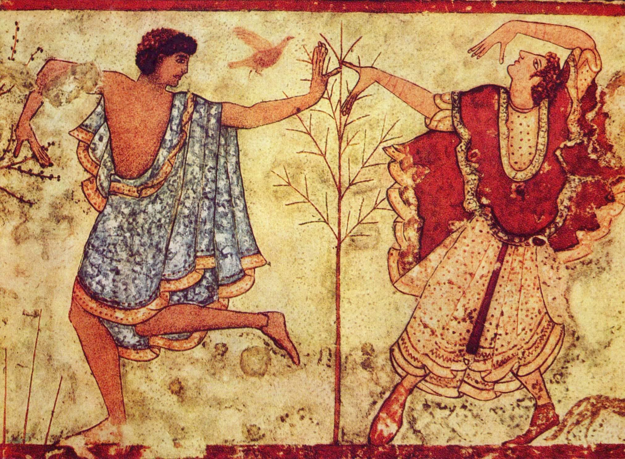 Gli Etruschi e la morte un rapporto complesso ma pieno di fascino