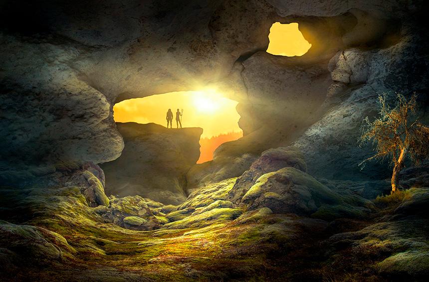 Terra Cava e mondi paralleli viaggio immaginario dentro il nostro pianeta