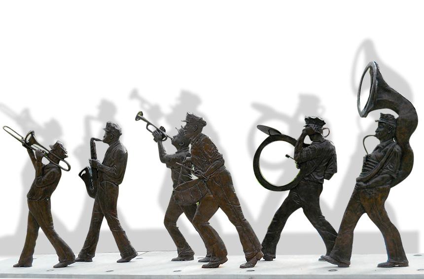 Funerale jazz la tradizione di essere sepolti dalla musica