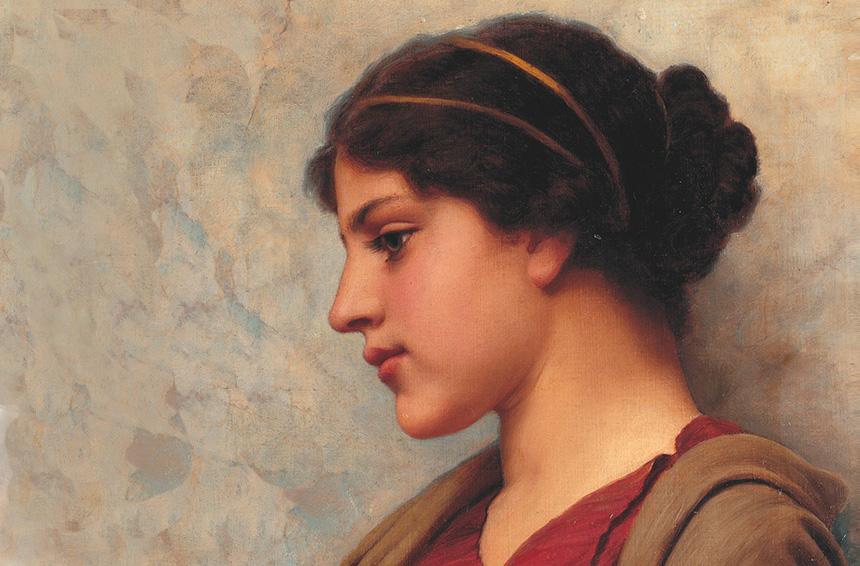Il mito di Macaria figlia di Eracle e dea della morte beata