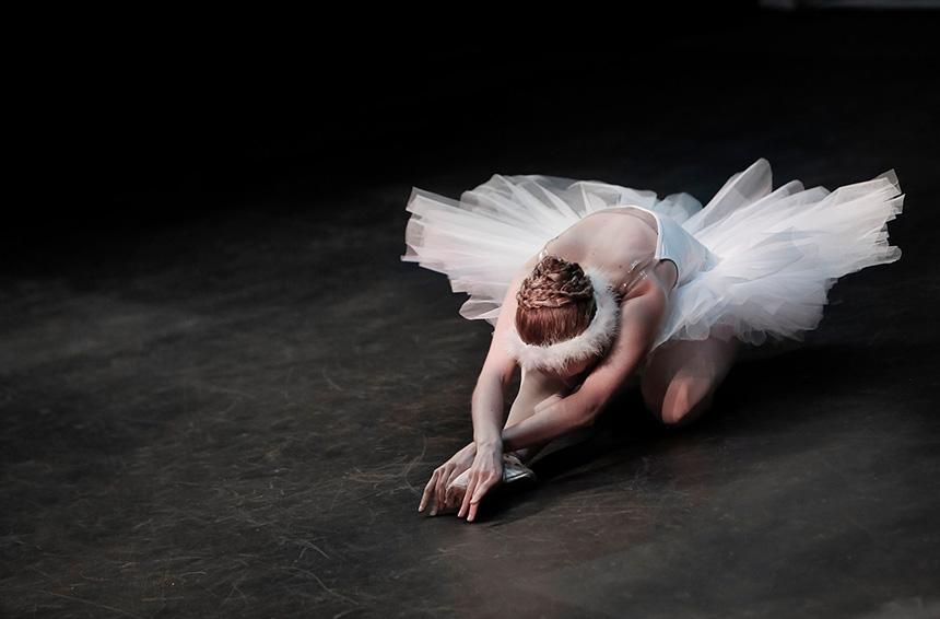 La morte del cigno un piccolo capolavoro della danza