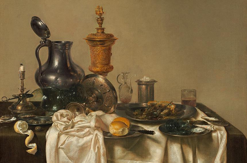 La natura morta nella arte olandese specchio di una epoca e di una cultura