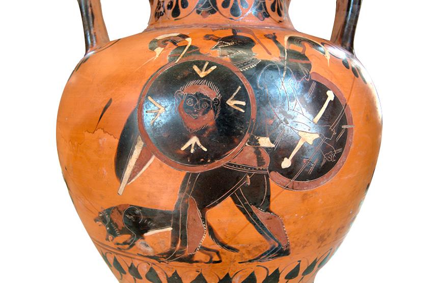 Gerione una figura chimerica che dal mito passa alla letteratura