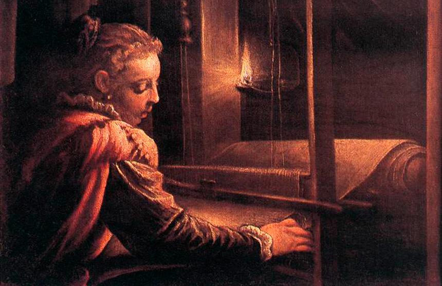 La tessitrice di Pascoli un ricordo di amore di giovinezza e di morte