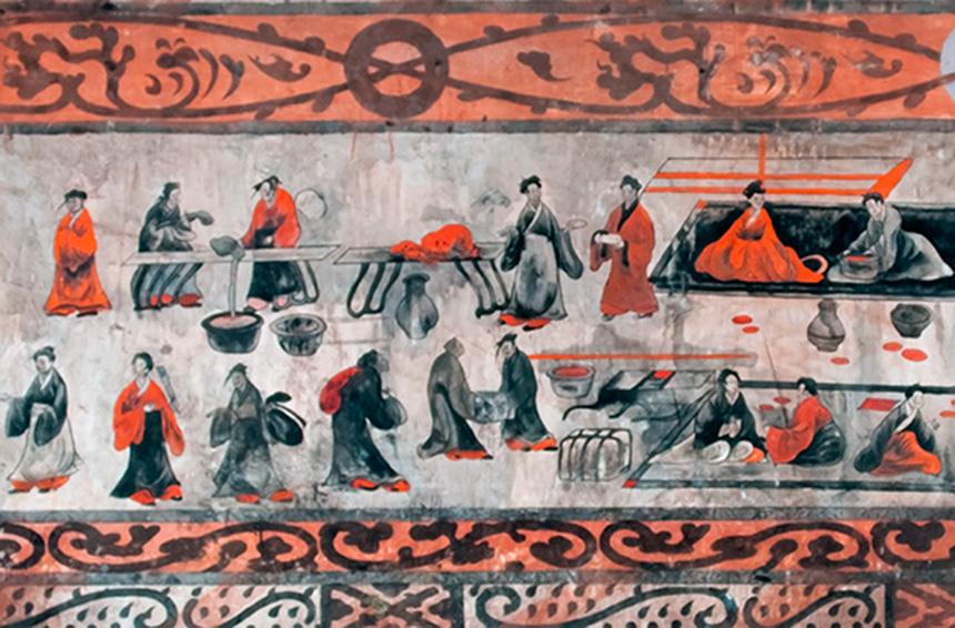 Cina ritrovati in una tomba 80 specchi di circa 2000 anni fa